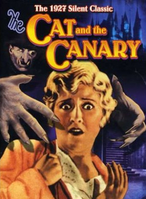 """CAT AND THE CANARY"" SILENT FILM & DANCE PARTY with the ringers and lyric hall horns"