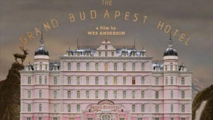 Lyric Hall Cinema Presents The Grand Budapest Hotel