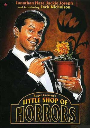 Saloon Cinema: THE LITTLE SHOP OF HORRORS (1960)