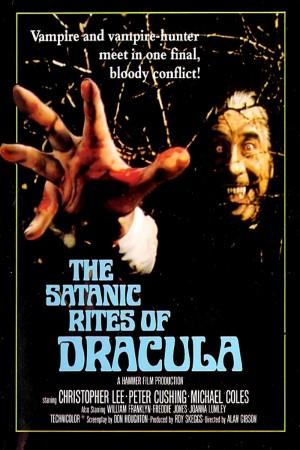 Saloon Cinema: THE SATANIC RITES OF DRACULA (1973)