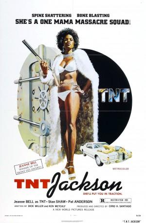 Saloon Cinema: T.N.T. JACKSON (1975)