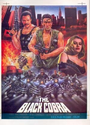 Saloon Cinema: BLACK COBRA (1987)