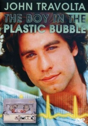 Saloon Cinema: THE BOY IN THE PLASTIC BUBBLE (1976)