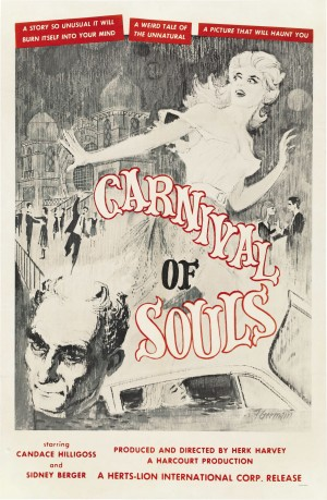 Saloon Cinema: CARNIVAL OF SOULS (1962)