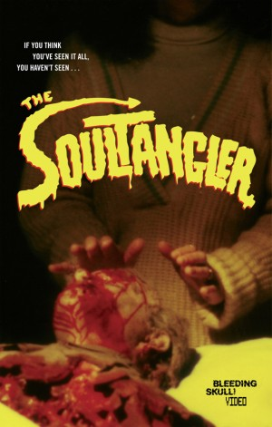 SALOON CINEMA: The Soultangler (1987) Projected on VHS!