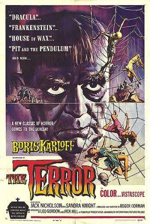 SALOON CINEMA: The Terror (1963)
