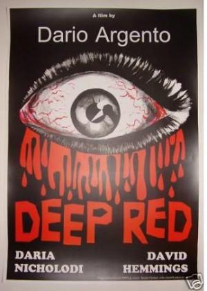 SALOON CINEMA: Deep Red (1975)